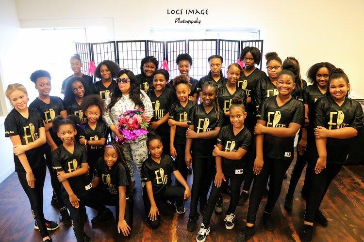 Royalty Event Center opening with BCBA Elite Empire Dance Team (September 2019)