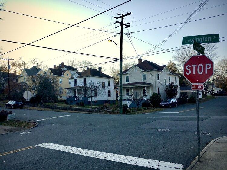 Lexington Ave. neighborhood