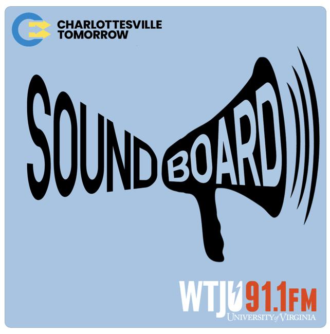 Vinegar Hill Staff on WTJU 91.1FM podcast Soundboard