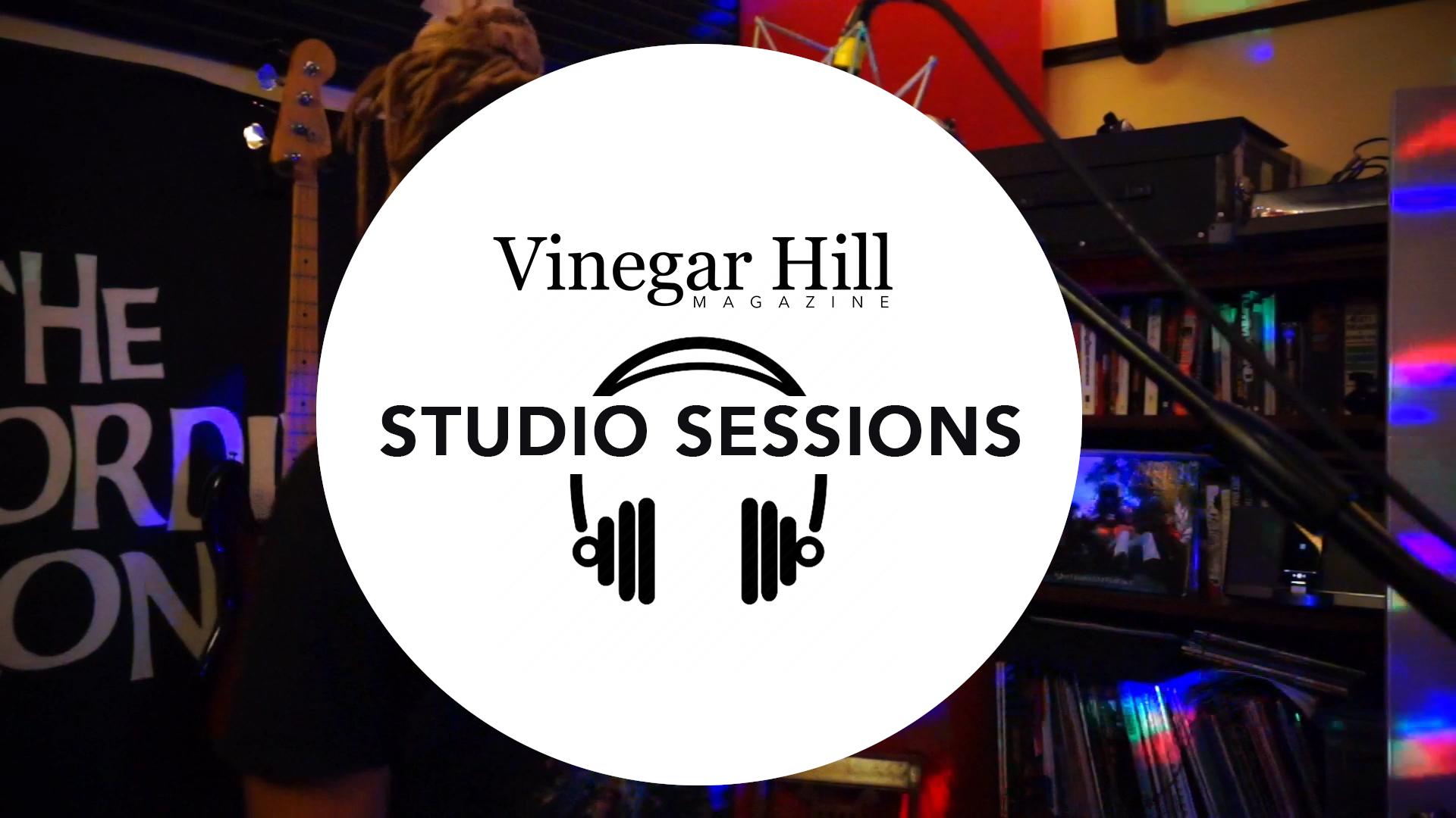 Vinegar Hill Magazine Studio Sessions logo