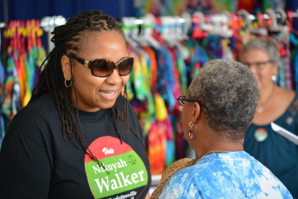 Charlottesville Mayor Nikuyah Walker