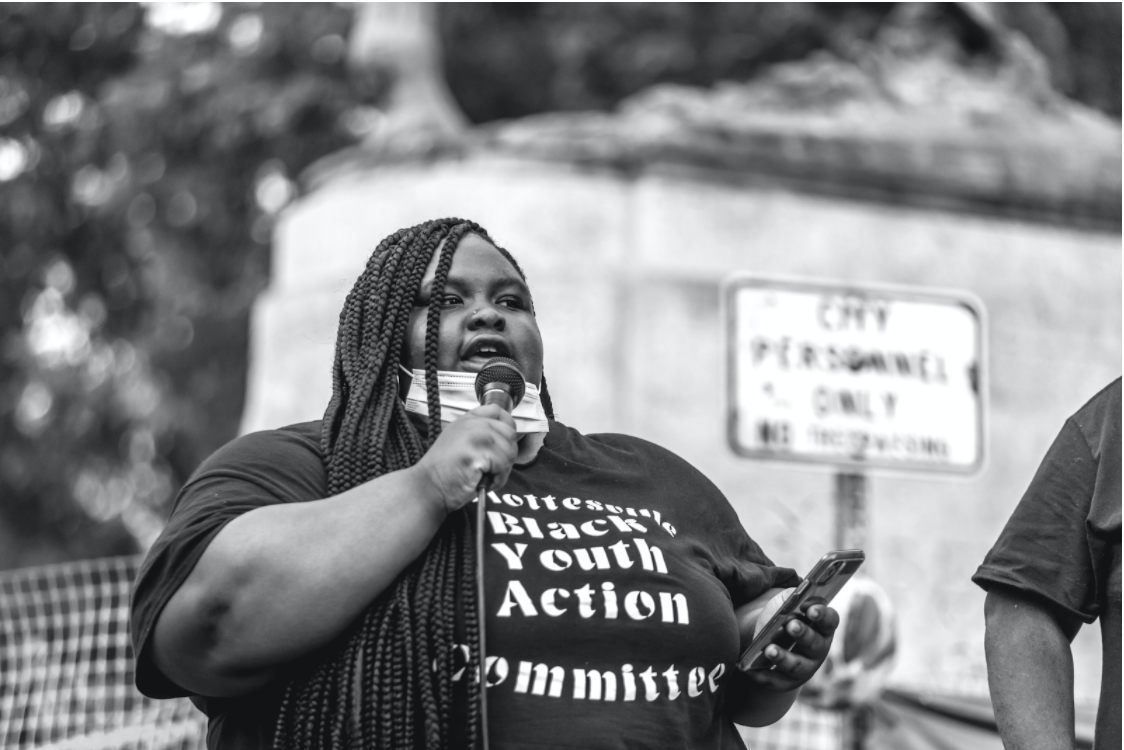 A Conversation with One of the Nation's Foremost Young Activists