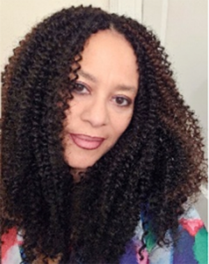 Leslie M. Scott-Jones, the voice of P.J. Wiley-Reid