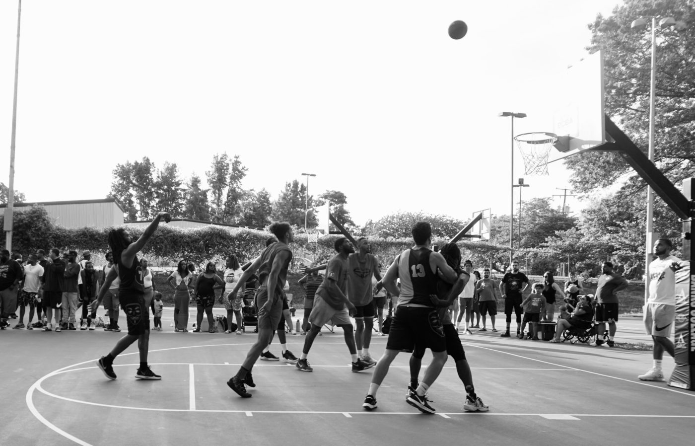 Summer basketball league returns to Tonsler Park