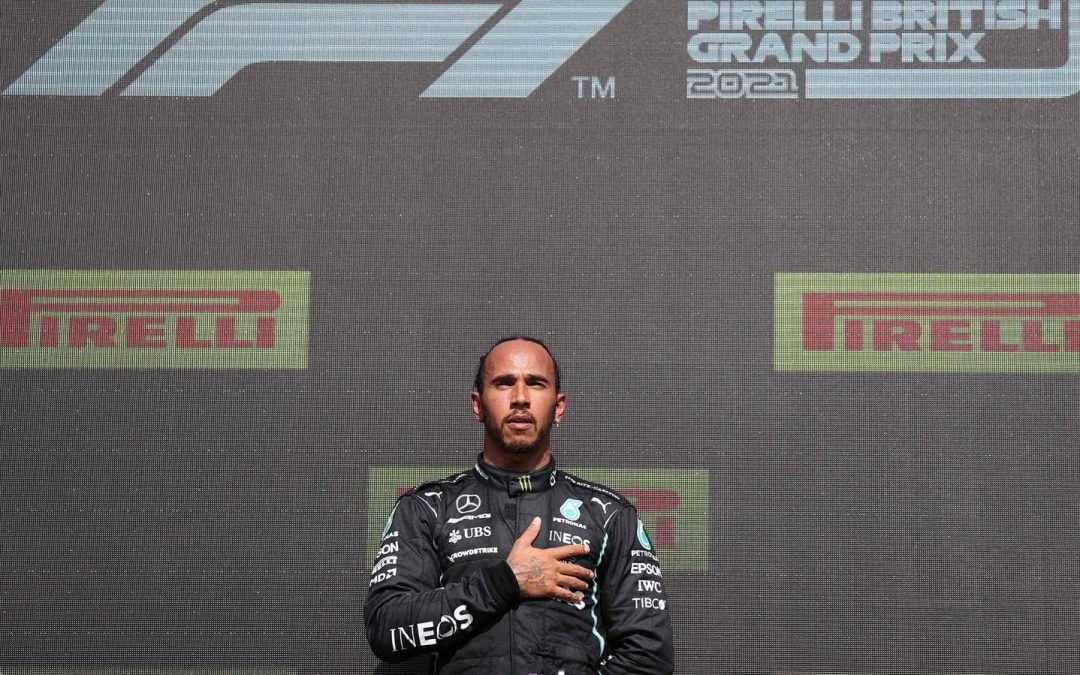 Formula 1 Star Lewis Hamilton Targeted With Racist Abuse After Win at British Grand Prix