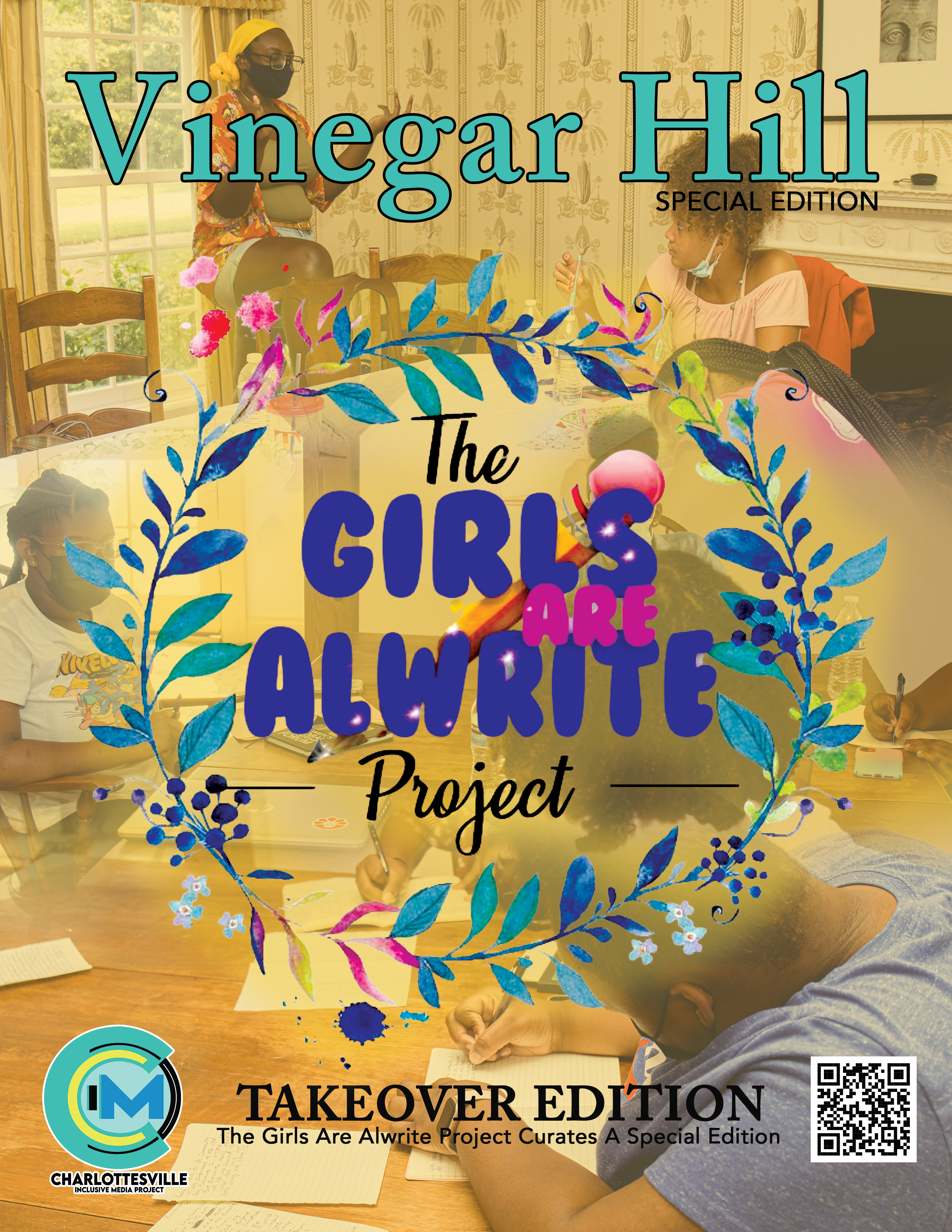 The Girls Are Alwrite Takes Over New Issue